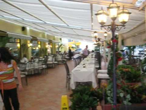 Gianni's Restaurant  – Palm Beach, Aruba