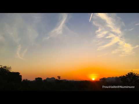 4K-Sunrise Timelapse