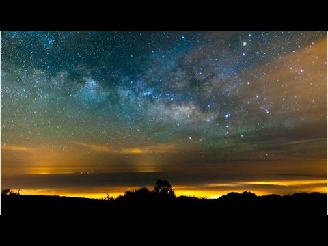 HD Video 1080p – Time Lapse with Sunsets, Clouds, Stars